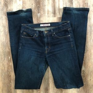 J Brand the straight leg jean Size 28
